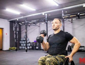 В Беларуси появится первый фитнес-тренер в инвалидной коляске