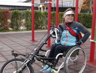 Гинеколог была в шоке: паралимпийская чемпионка о беременности и родах