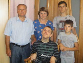 Лидчанин с ограниченными возможностями Максим Бацкалевич написал уже пять книг и приглашен на День белорусской письменности