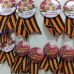 В инклюзивных мастерских Красноярска сделали праздничные сувениры для ветеранов Великой Отечественной войны
