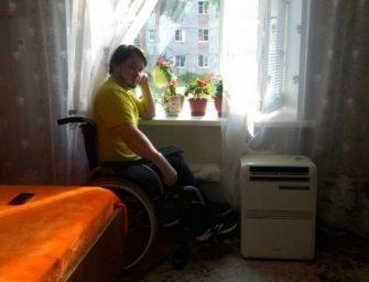 На переломе жизни. Как калужский инвалид-колясочник пытается встать на ноги